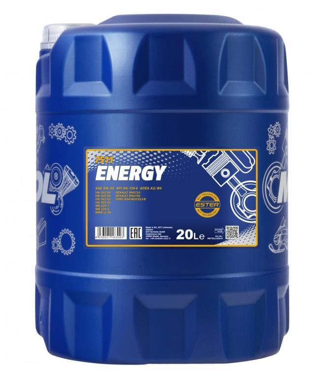 mannol_energy_7511_20l