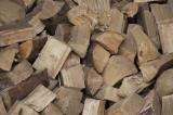 Bag of Seasoned and Dried Logs