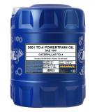 Mannol TO-4 Powertrain Oil SAE 10W 20 Litres